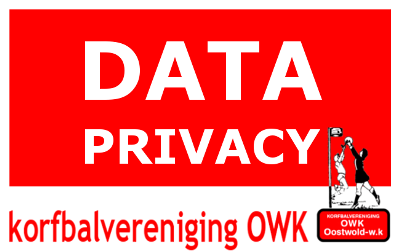 Data Pivacy korfbalvereniging OWK